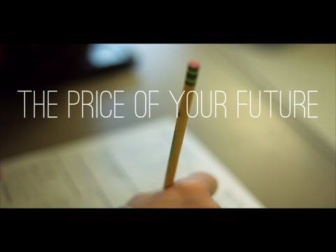 The Price Of Your Future- (A Short Documentary On Student Debt)