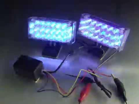 12V LED Strobe Light Controller