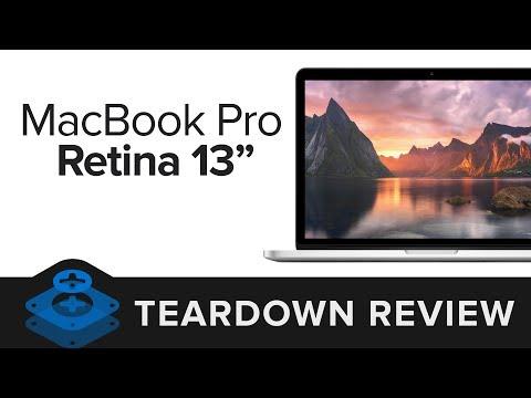 The MacBook Pro 13