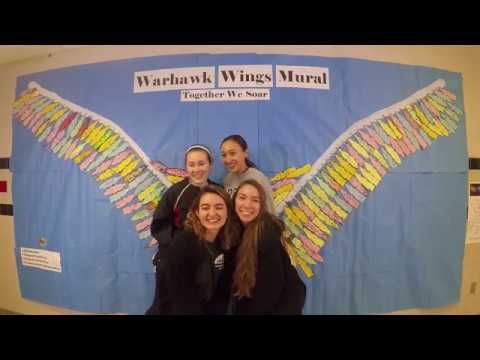 Wings Mural @ Madison HS