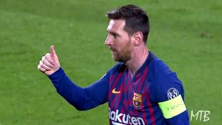 Lionel Messi The Most Cheeky & Smart Plays ● - 2018/19   HD