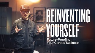 Reinventing Yourself (2021)– Obstacles Are Opportunities In Disguise