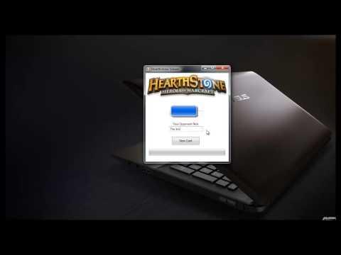 Hearthstone Card Viewer