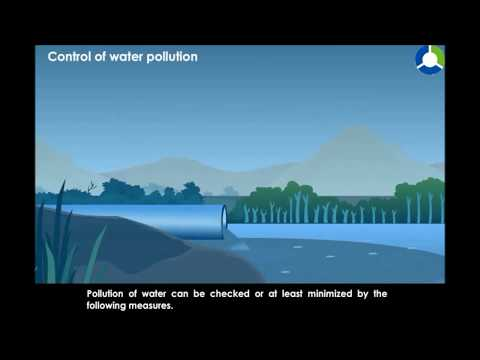 Control of Water Pollution