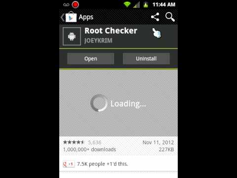 How to root your LG Optimus Elite