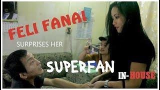FELI FANAI(Mizo Singer) surprises her SUPERFAN! | IN-HOUSE |