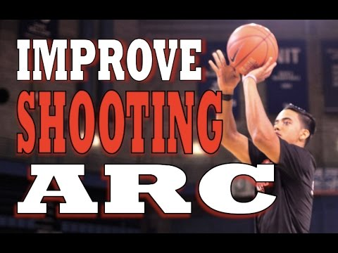 How To: Improve Your Shooting Arc | Form Shooting Drill | Pro Training