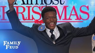 Download Jessie T. Usher & D.C. Young Fly are on the Feud! | Family Feud Video