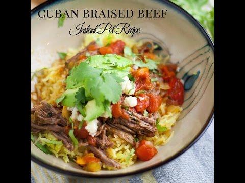 Cuban Braised Beef