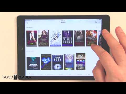 Kobo App Review on iPad and iPhone