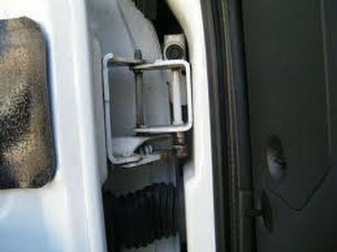 How To: Repair Your Worn Out Truck Door Hinges-Part 1