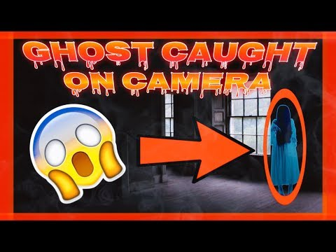REAL GHOST CAUGHT ON CAMERA! Most Scary ghost sightings ever