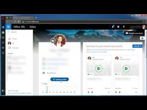 Changing Office365 account display language (2017)