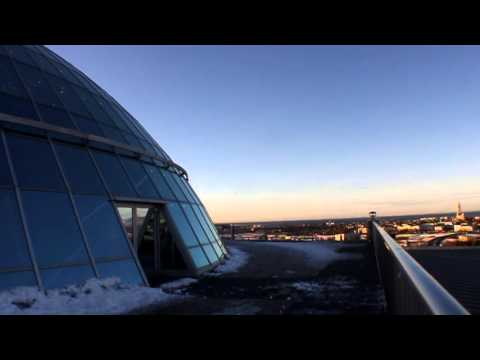 Perlan - View over Reykjavik, Iceland - February 14th 2016