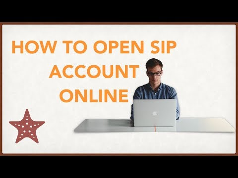 How to open sip account online ? # Tutorials