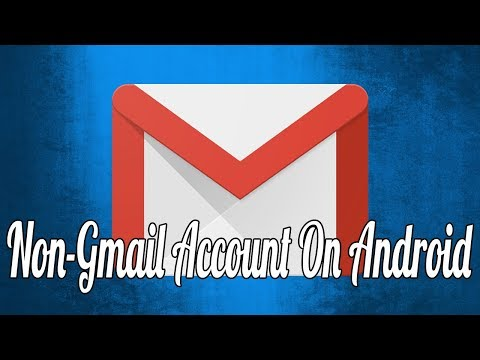 How to Add a Non-Google Email Account to Gmail on Android