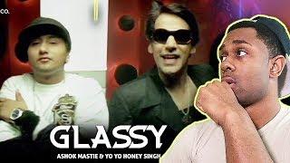 INDIAN RAP REACTION (FINALLY) | YO YO HONEY SINGH - GLASSI