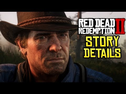 Red Dead Redemption 2: STORY & MISSION DETAILS - Who is Arthur Morgan, One Character & More