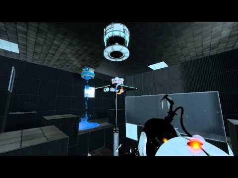We're Really Just Surviving, Aren't We? (Let's Play: Portal 2 - Daniel's Map - Part 2)
