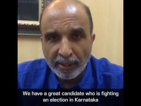 Sanjay Jha's opinion of Dr Yogesh Babu who is fighting against the aide of the 'mining mafia'