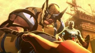 Marvel vs Capcom 3 - Cutscenes With Voice Acting: Episode 4