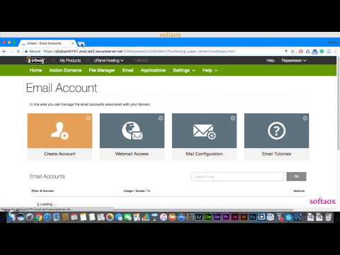 How To Create Professional Email Address in GoDaddy