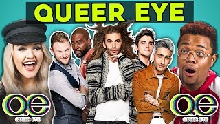 College Kids React To Queer Eye