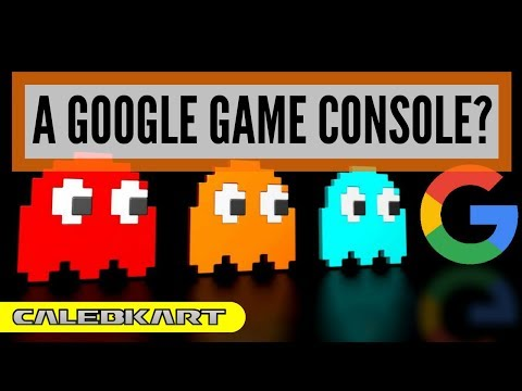 Is Google developing a Video Game Console?