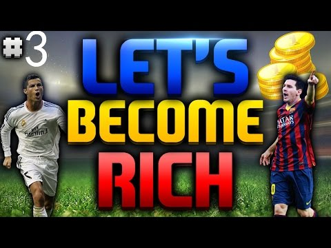 FIFA 15 | Let's Become Rich | Easy Method #3