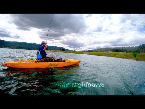 Brand Spanking New Lake! - Lake Nighthorse! - McFly Angler Episode 47