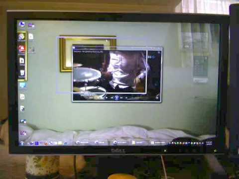Transparent Desktop