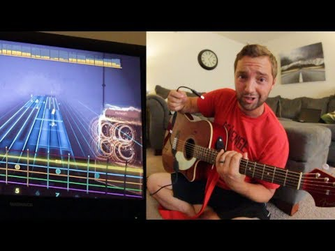 Learn Guitar From A Video Game!?