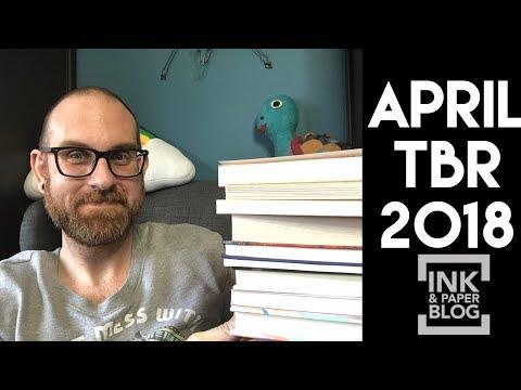 April TBR : 2018