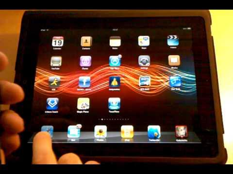 iPad 3G - téléphone transformé en routeur wifi