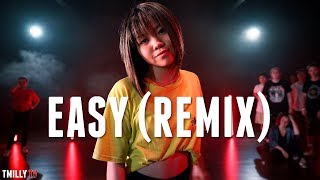 DaniLeigh - Easy (Remix) ft Chris Brown - Dance Choreography by Jake Kodish #TMillyTV