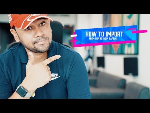 How to Import Gadgets from USA to India - Safest & Easiest Way!