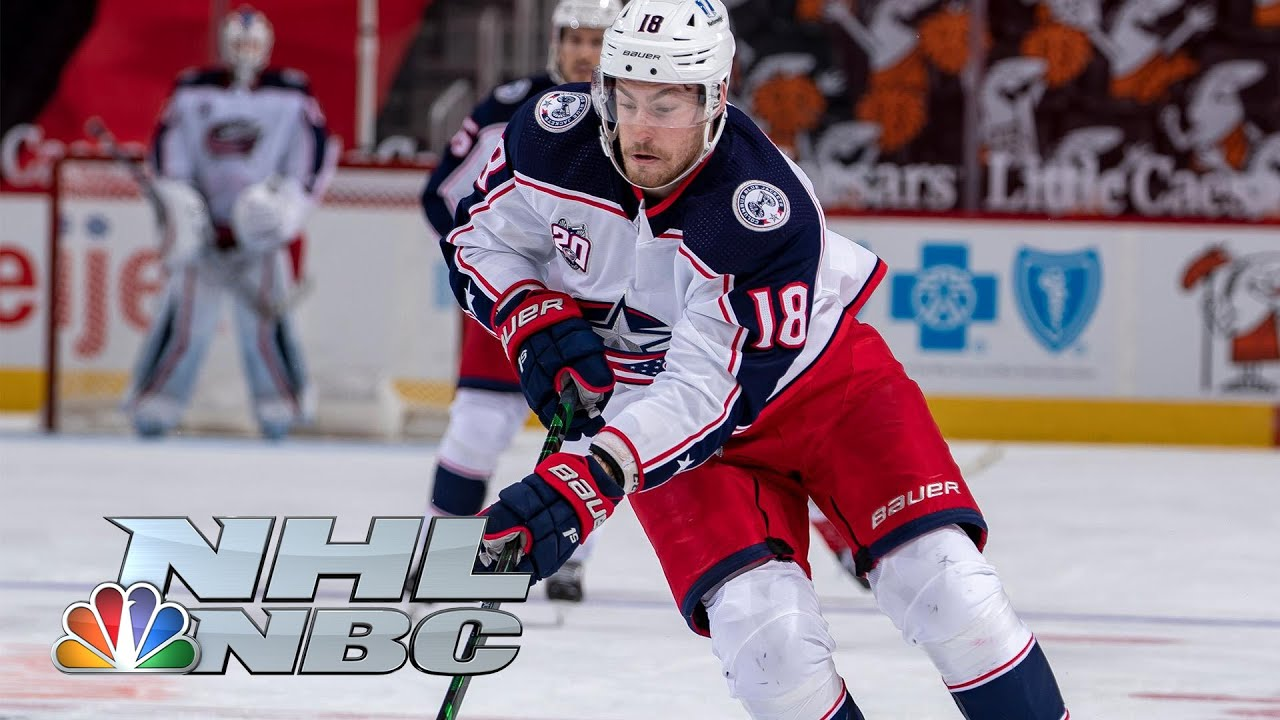 Winnipeg Jets gain imposing middle strength in trade for Pierre-Luc Dubois   NBC Sports