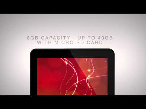 Hipstreet Flash - Android Jelly Bean 4.1 Tablet
