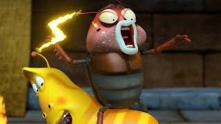 LARVA - SUPER POWERS | Cartoon Movie | Cartoons For Children | Larva Cartoon | LARVA Official