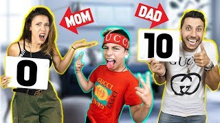 REACTING To Our SON'S GUCCI OUTFITS! **Bad Idea**   The Royalty Family
