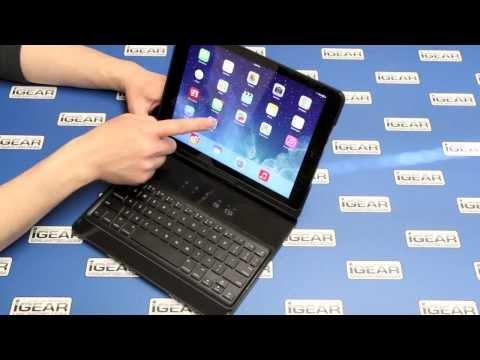 iPad Air Flip Turn Keyboard Case Beats Zagg, Belkin, and Clamcase in versatility