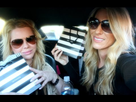 Vlog With Korey ~ Sephora, HydroPeptide and Leith!