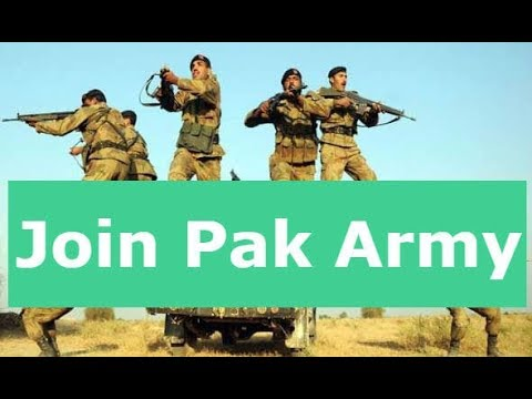 Join Pakistan Army Jobs 2018 (DSG Corps) as General Duty Sepoy and Clerks