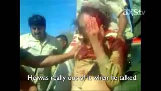 """AXS TV, Dan Rather Reports, """"Gaddafi's Last Day"""" Excerpt #2"""