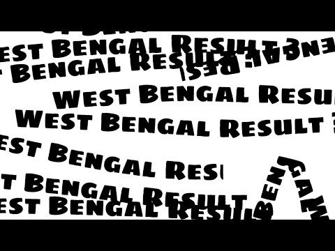 West bangal result Secondary 10th