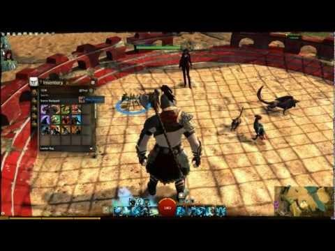 Guild Wars 2: Minipet Battle [BWE2 June 2012]