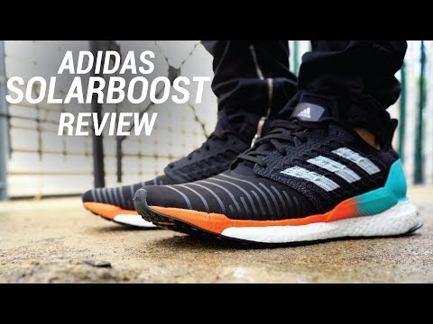 ADIDAS SOLARBOOST REVIEW