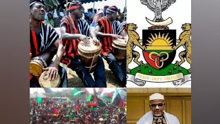 MØRE TRØŪẞBLE FOR NIGERIA AS IDOMA PEOPLE DECLARES BIAFRA! SEE FOR YOUR SELF.....
