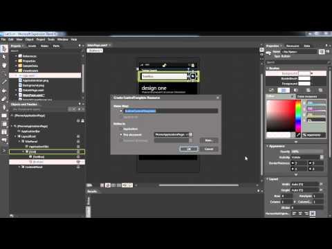 CS3240 | Silverlight Lab 3 | Introduction to Windows Phone 7 development