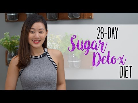 How to Start a 28-Day SUGAR Detox Plan (Lose 4% of Weight in 4 Weeks) | Joanna Soh